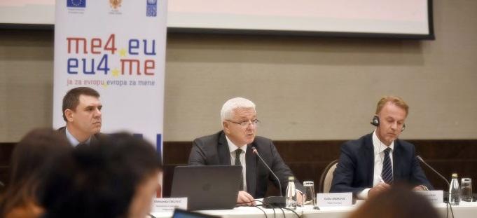 Susret sa Premijerom Duškom Markovićem
